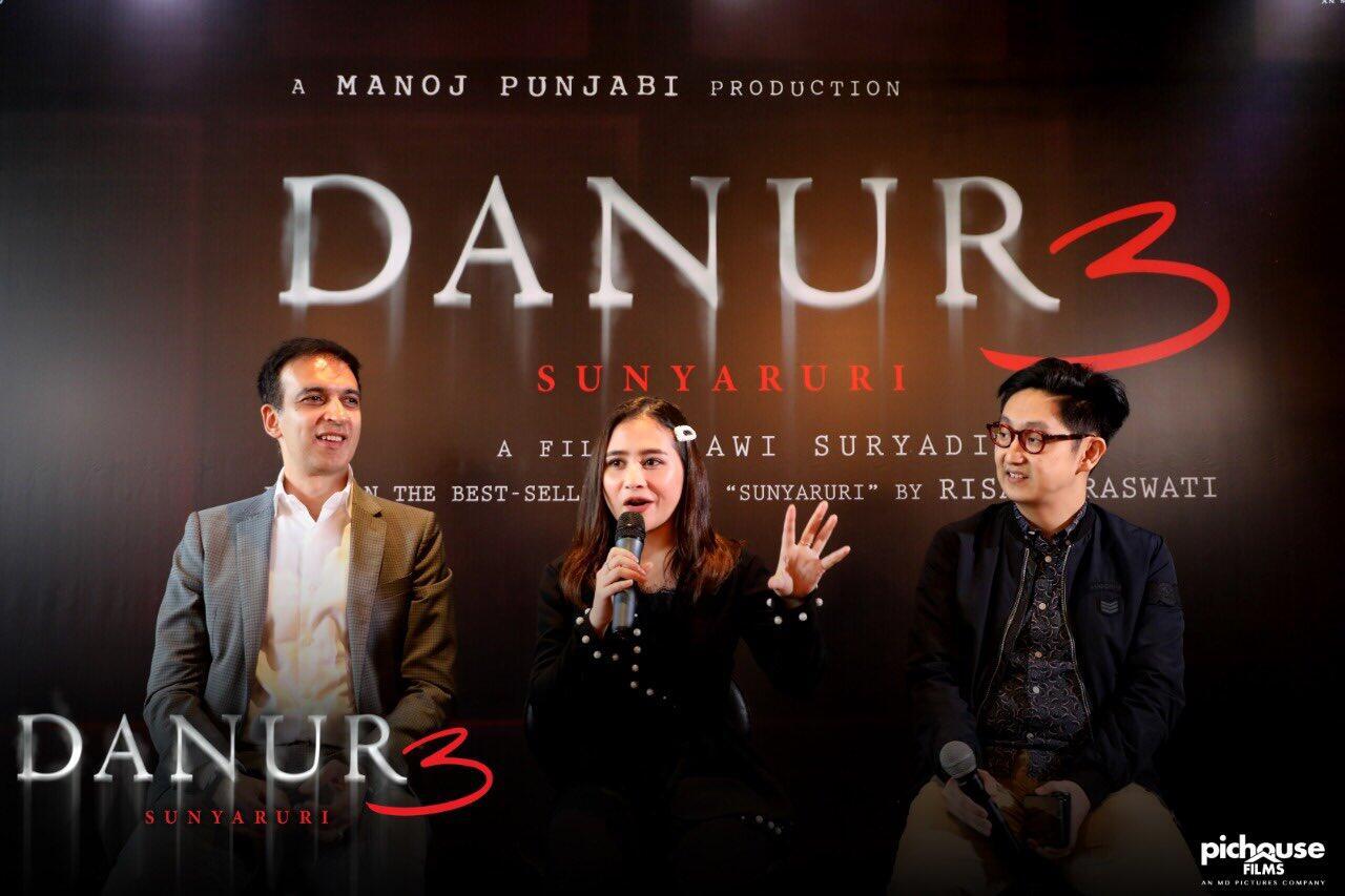 Teaser Trailer 'Danur 3: Sunyaruri' Dirilis Terbatas, Ini Cara Menyaksikannya!