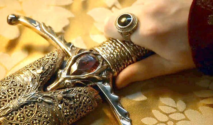 7 Pedang Paling Dikenal dalam Serial Game of Thrones