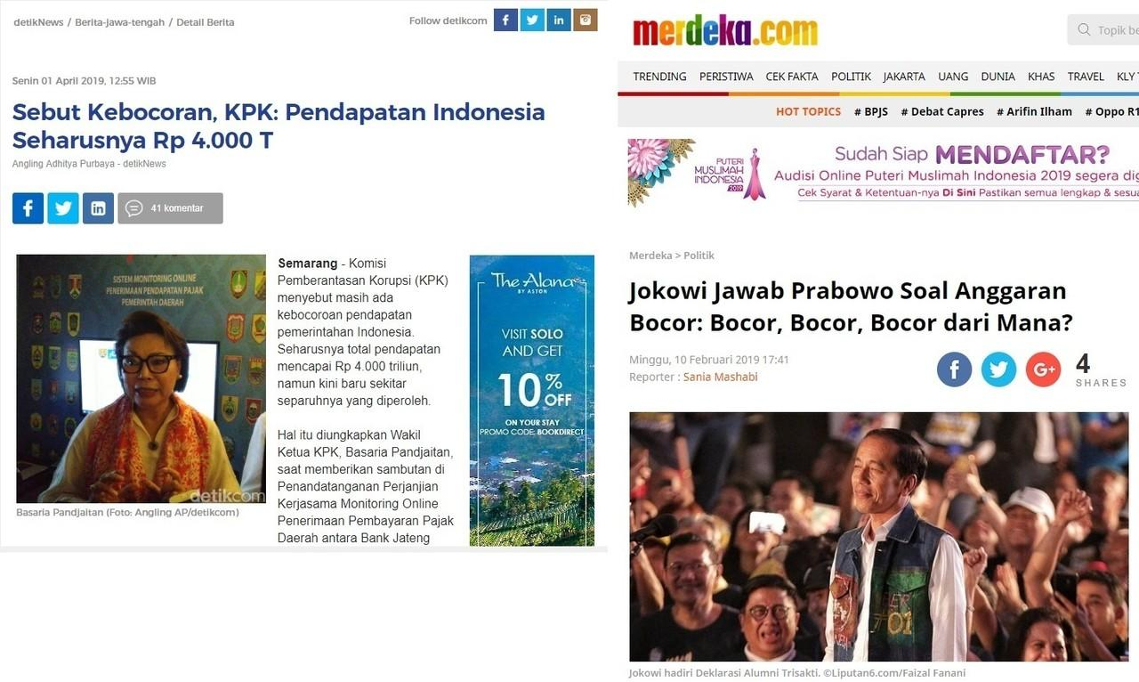 ILC TV One, Pengamat: Bukan Prabowo yang Bagus, Tapi Karena Kekecewaan ke Jokowi