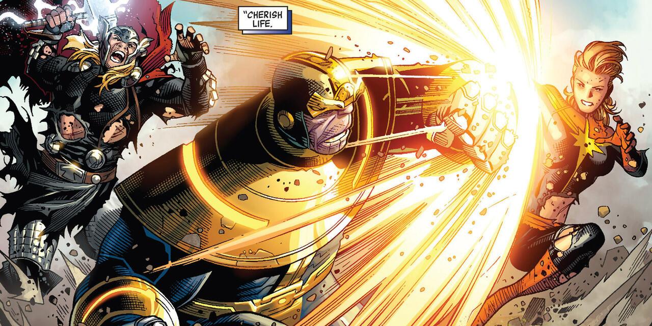 Komik yang Wajib Agan Baca Sebelum Nonton Avengers: Endgame. Cekidot!