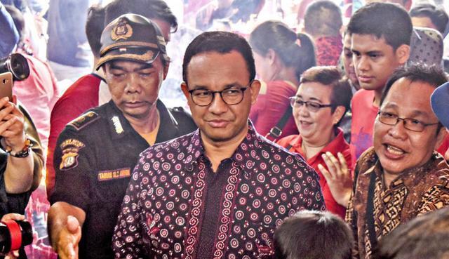 Lagi-lagi Anies Sabet Penghargaan Gubernur Terbaik di Anugerah Indonesia Maju 2019