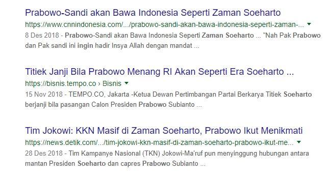 Sesumbar 'Rindu Orde Baru' Partai Berkarya bikinan Tommy Soeharto