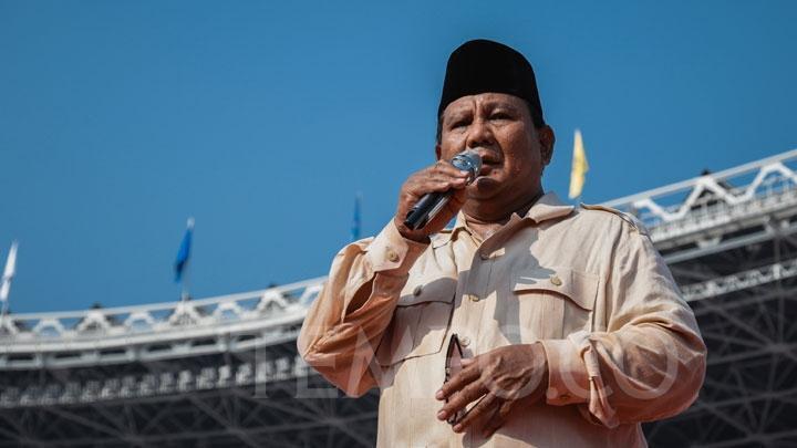 Beri Pensiun Koruptor, Prabowo Dinilai Tidak Paham Masalah Bangsa