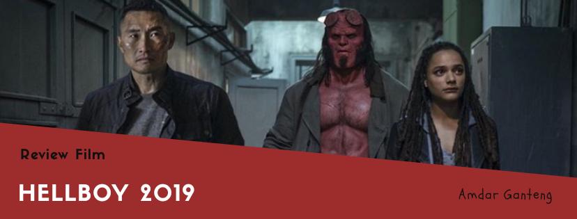 [REVIEW] Hellboy, Kembalinya Superhero Dari Neraka