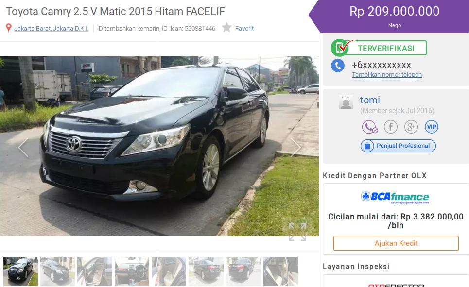 Penipuan Mobil Murah Asia Mobilindo, Warning Yang Mau Beli Mobil Murah !!!