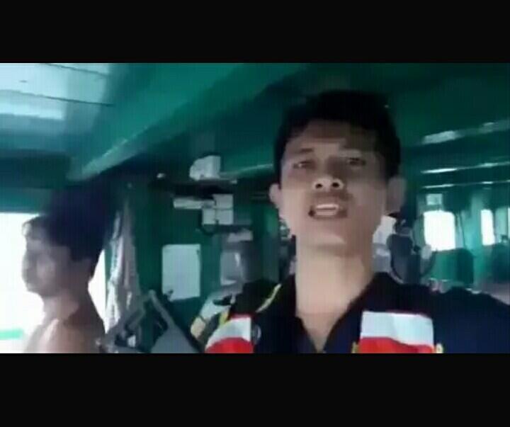 Kapal Patroli Indonesia Dikejar Malaysia di Perairan Belawan
