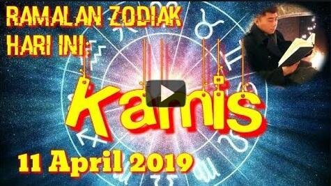 RAMALAN ZODIAK Indigo HARI INI KAMIS 11 APRIL 2019