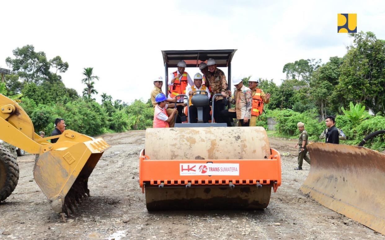 Palembang - Bengkulu Akan Tembus 4 Jam, Ini Kata Menteri Basuki