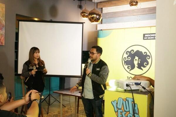 Prambors Radio Gelar Event Musik 'Youth Fest' di Ultahnya yang ke-48