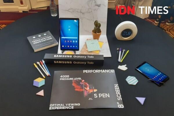 3 Tablet Terbaru Samsung Telah Rilis, Berikut 5 Spesifikasi Terbaiknya
