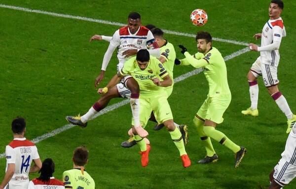Ini 4 Cara Manchester United Bungkam Barcelona di Liga Champions
