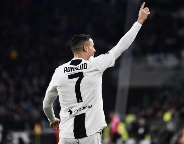 Ajax vs Juventus: Waspada Rekor Ronaldo