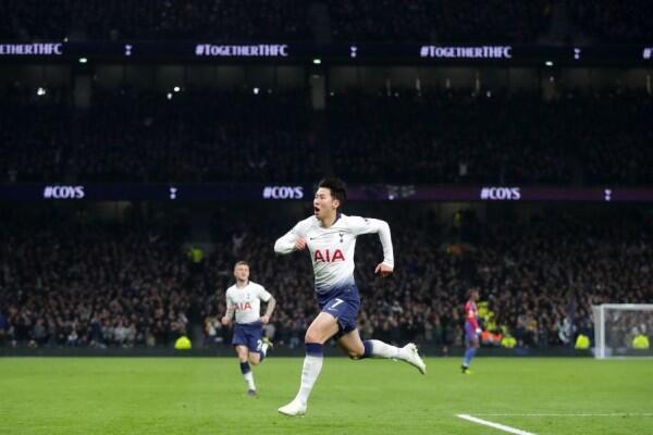 Son Heung-min Jadi Pembeda bagi Tottenham Hotspur