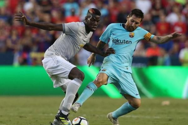 Bagaimana Manchester United Menghentikan Lionel Messi?