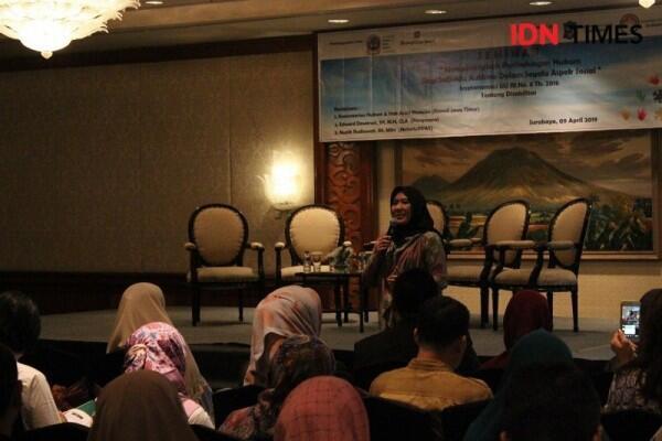 ASA Surabaya Gelar Seminar Perlindungan Hukum untuk Penyandang Autisme