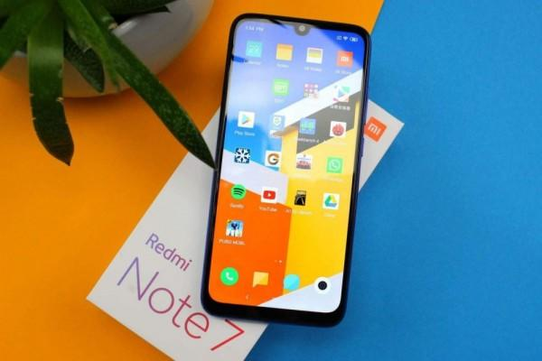 5 Smartphone Xiaomi 2019 dengan Waterdrop Notch,Layak Dibeli!