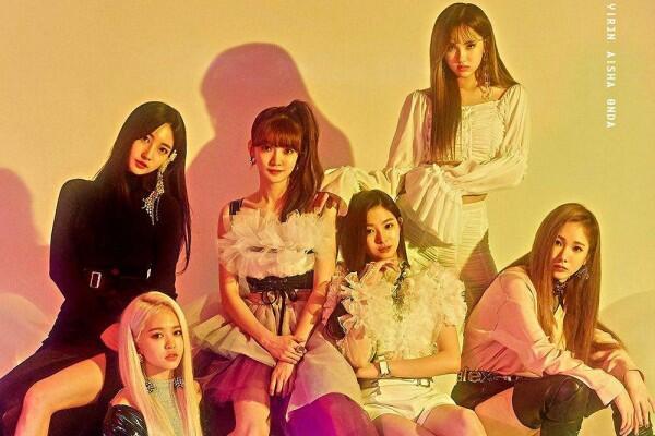 Sukses Debut, Ini Profil Keren Girlband KPop Terbaru: EVERGLOW