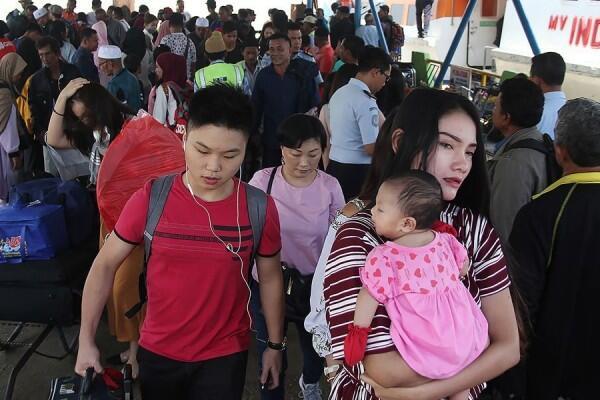 Pemudik Lebaran 2019 Asal Jabodetabek Habiskan Dana Rp10,3 Triliun