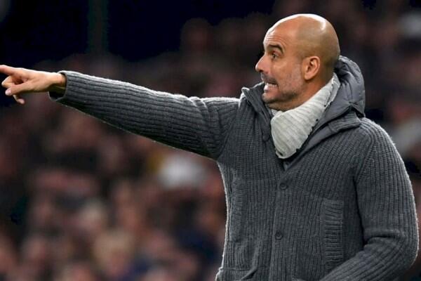 Guardiola Optimis Manchester City Mampu Balikkan Keadaan