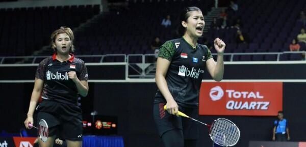 Inilah Rapor Penampilan Pemain Indonesia di R1 Singapore Open 2019