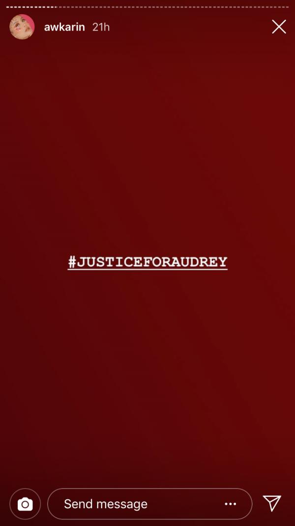 11 Artis Indonesia & Internasional yang Tunjukan Dukungan untuk Audrey