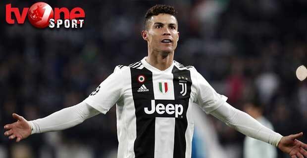 Cristiano Ronaldo Jadi Starter Lawan Ajax