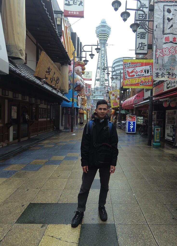 Pengalaman Backpacker Osaka-Kyoto 3 Hari 4 Malam Cuma 2,5 Juta, Bisa ? (PART 1)