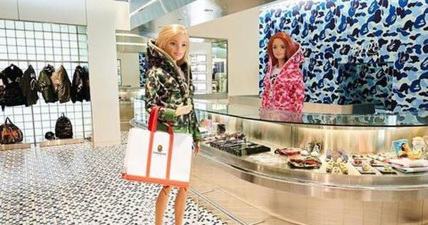 Lo Jangan Sampai Kalah Hypebeast Sama Barbie!