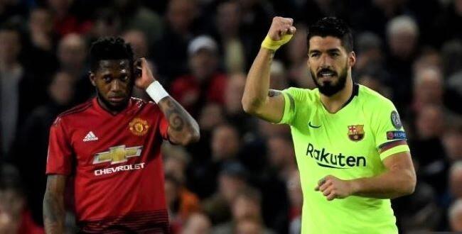 8 Catatan Menarik dari Kekalahan Man United Versus FC Barcelona