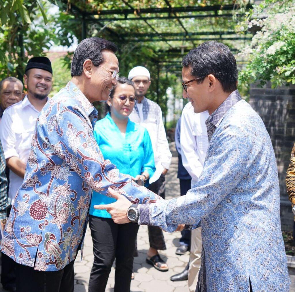 Isyarat Politik Sri Sultan HB IX Untuk Prabowo