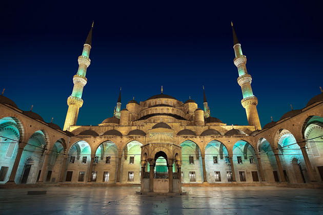 Ini 9 Masjid Terbaik Dunia Selain Masjid Arab Saudi
