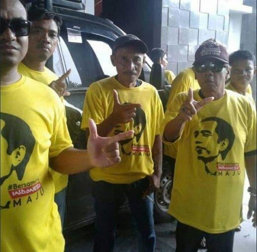 Termajinalkan Janji, Suara Jokowi Migrasi Makin Luas