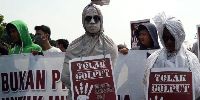 Golput Hanyalah Sebuah Protes Yang SIA SIA Dan Gak Berguna