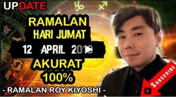 BARU!! RAMALAN ZODIAK BESOK, HARI JUMAT 12 APRIL 2019