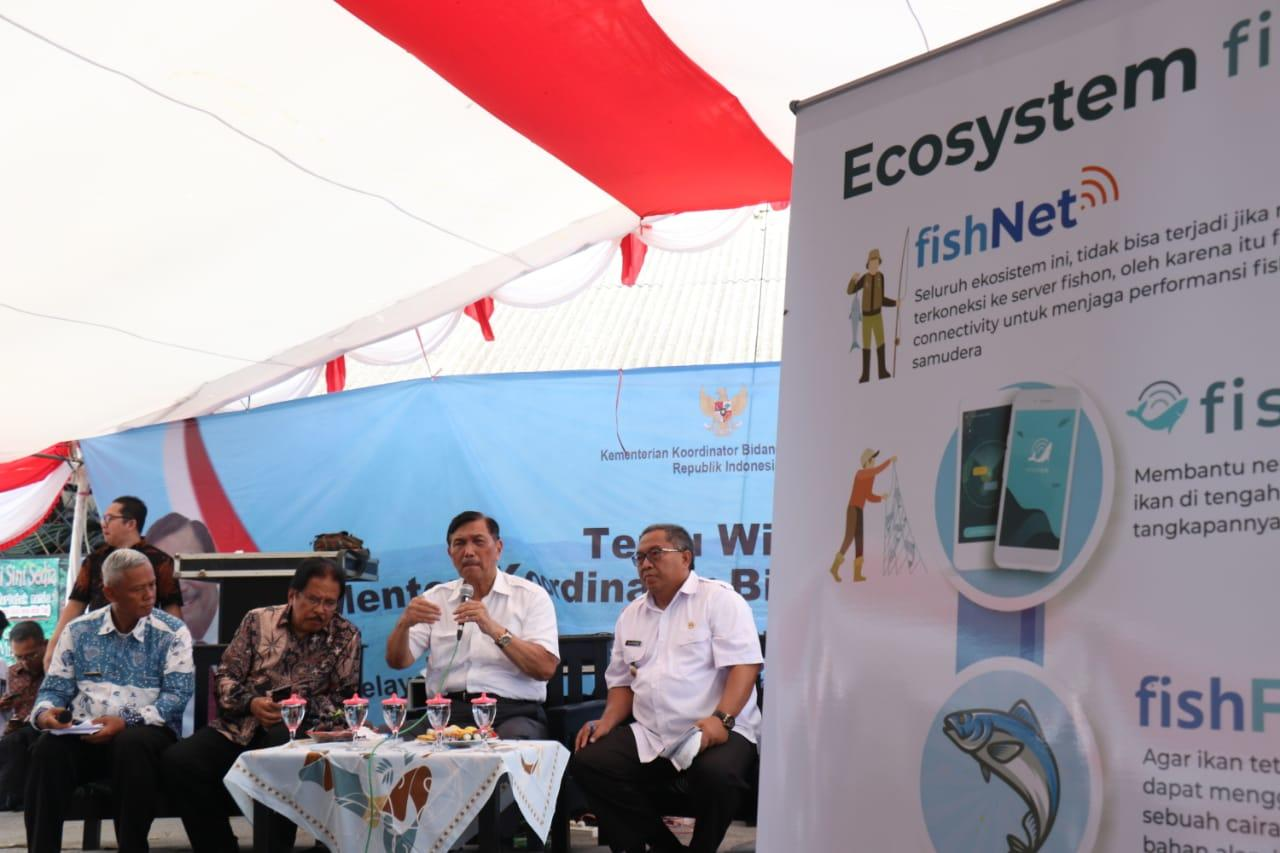 Dimulai Dari Sukabumi, Aplikasi FishOn Akan Jangkau Jutaan Nelayan