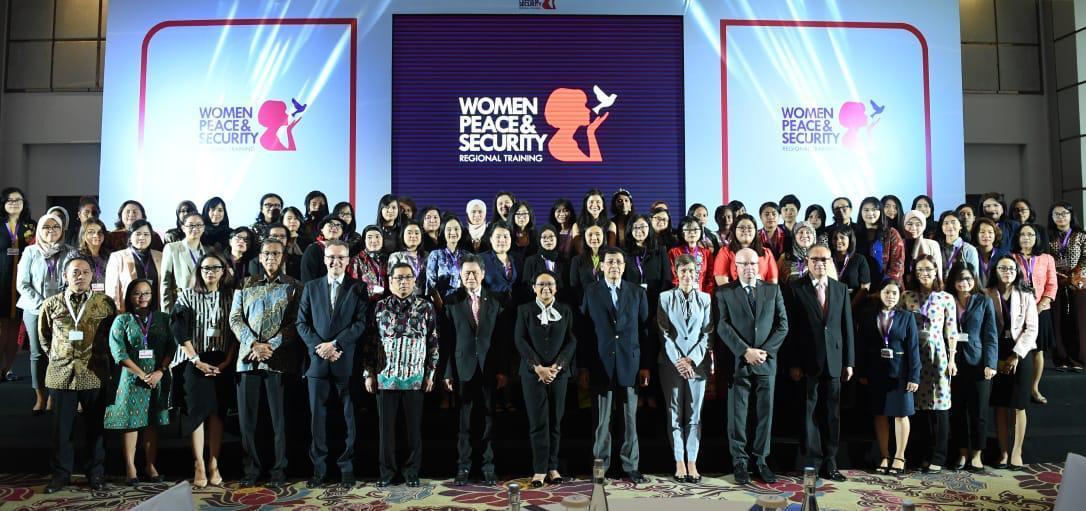 3 Usulan RI Tingkatkan Peran Penting Perempuan sebagai Agen Perdamaian Dunia