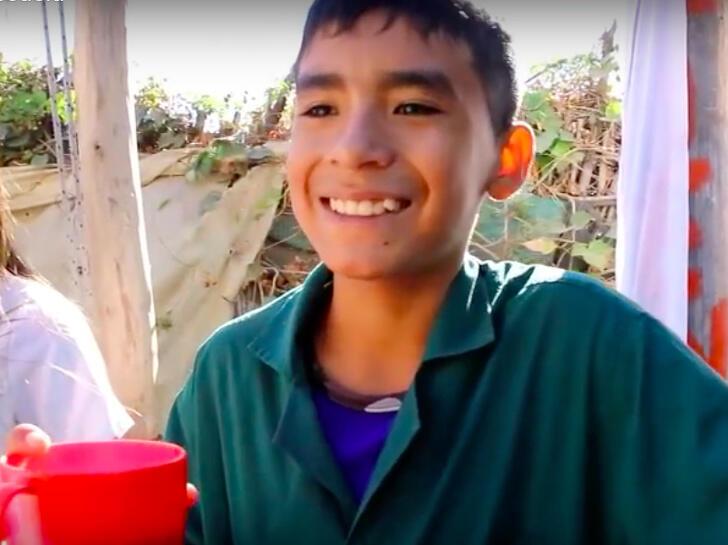 Inspirasi, Anak Berusia 12 Tahun Mendirikan Sekolah Untuk Teman-temannya