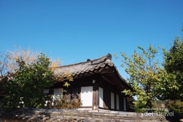 Melihat Keindahan Andong, Kota Tradisional Korsel