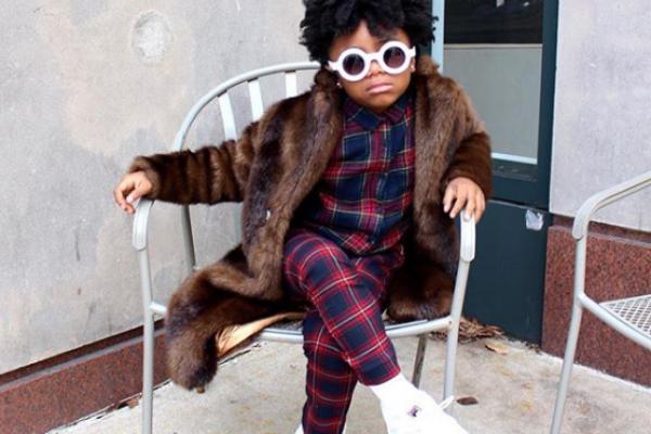 Muda dan Stylish, 5 Anak Kecil Ini Sudah Jadi Fashion Influencer Lho