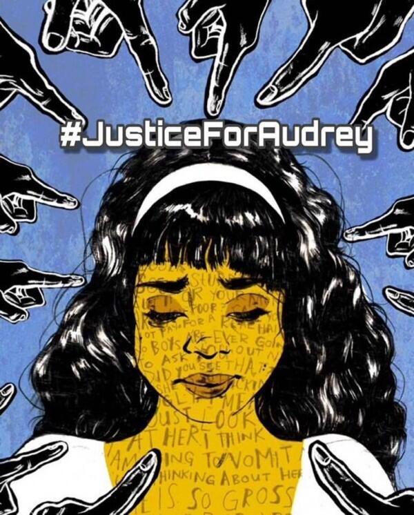 Kronologi Kasus Penganiayaan Audrey