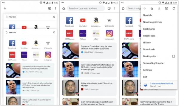 5 Browser Android Unik yang Berikan Pengalaman Browsing Berbeda