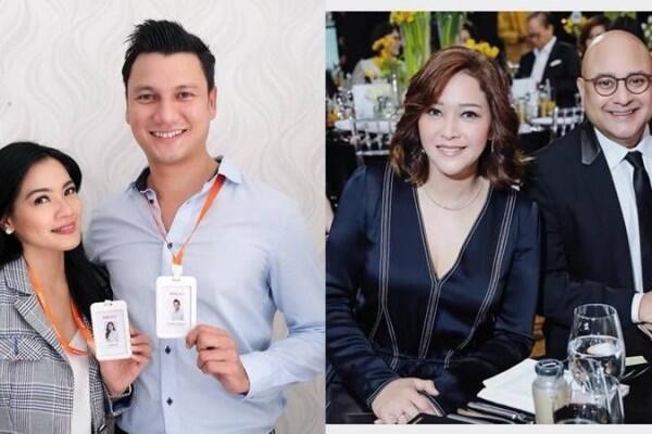 Bak Drama Korea, 10 Seleb Ini Dinikahi CEO Gagah dan Berkarisma!