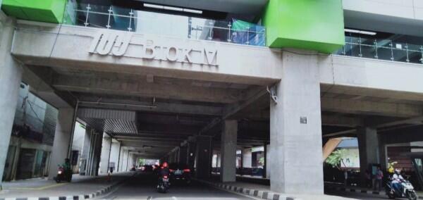 Berkah MRT, Plaza Blok M Semarak Lagi