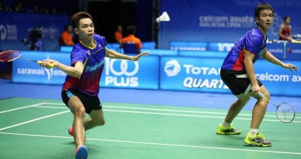 Mulus ke R2, Ini 3 Lawan Ganda Putra Indonesia di Singapore Open 2019