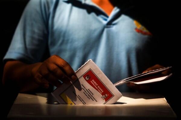 Jelang Masa Tenang Pemilu, Bawaslu Gandeng KPK Berantas Politik Uang