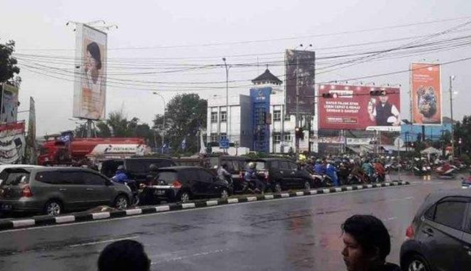 Bangjo Pingit, Lampu Merah Terlama di Jogja yang Sampai Bisa Ditinggal 'Umrah'