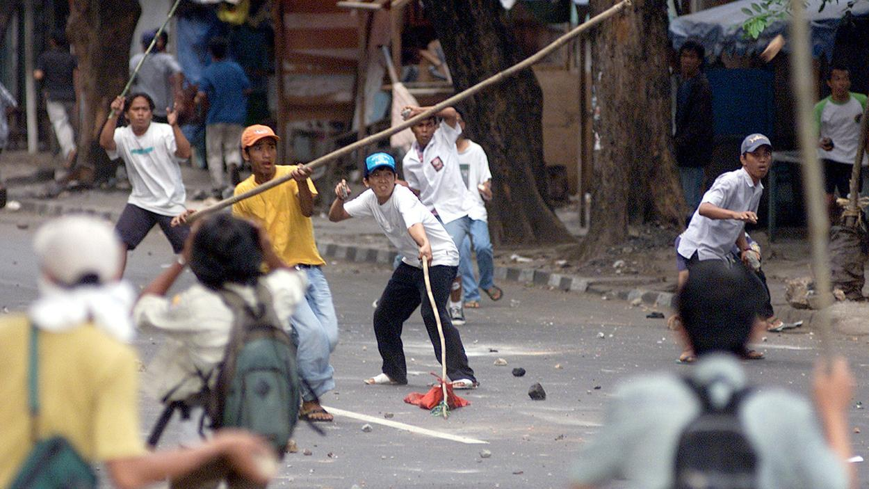 Tanggung Jawab Soeharto dalam penembakan misterius