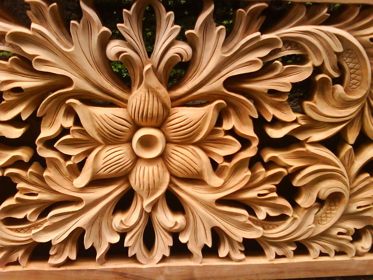 Jenis Ukiran Tradisional yang Bisa Jadi Inspirasi Dekorasi Rumah