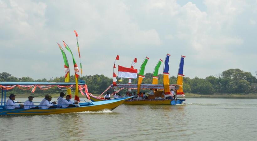 Festival Nelayan Promosikan Wisata Waduk Pondok Ngawi