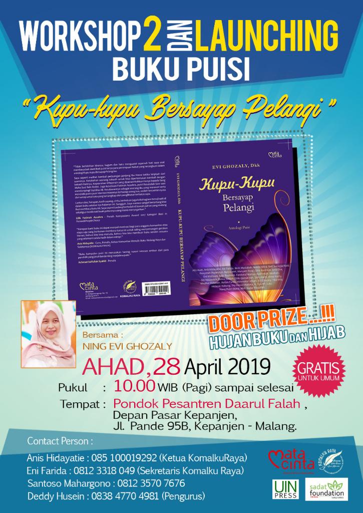 Yuk Kopdar, Launching Buku dan Belajar Menulis Gratis